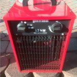 Elektrische heater huren in Roosendaal
