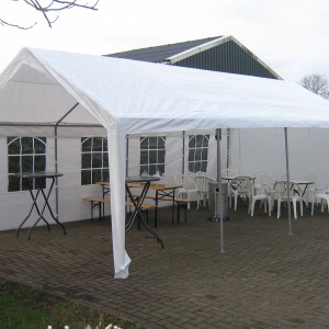 Party tent huren in Roosendaal