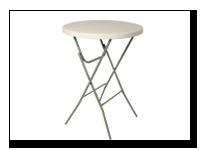 Sta tafel huren in Roosendaal