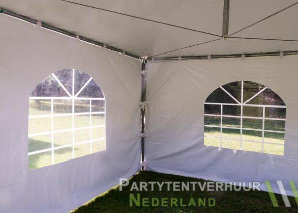 Pagodetent 4x4 meter binnenkant huren - Partytentverhuur Roosendaal
