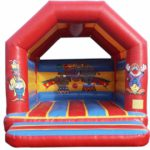 Circus springkussen huren West-Brabant