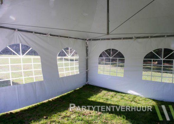 Pagodetent 5x5 meter binnenkant huren - Partytentverhuur Roosendaal