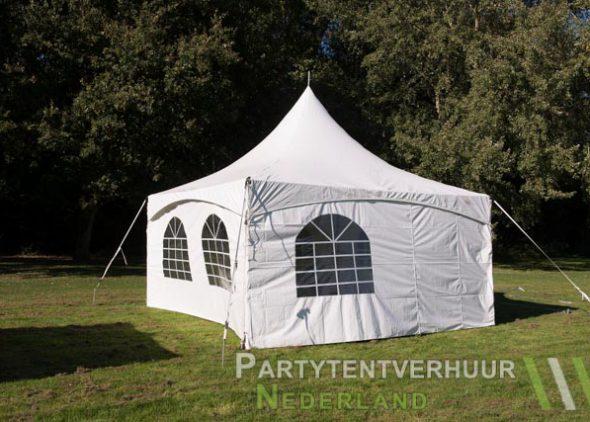 Pagodetent 5x5 meter voorkant huren - Partytentverhuur Roosendaal