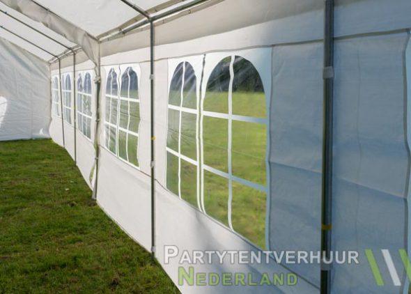 Partytent 6x12 meter doeken huren - Partytentverhuur Roosendaal