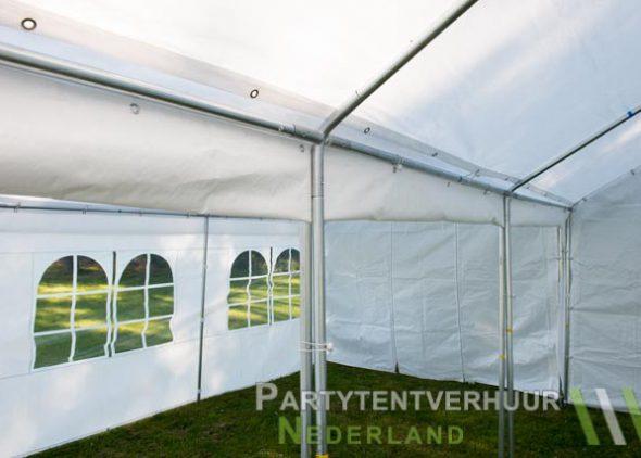 Partytent 6x6 meter aan elkaar huren - Partytentverhuur Roosendaal