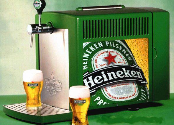 Heineken cooltap huren in Roosendaal